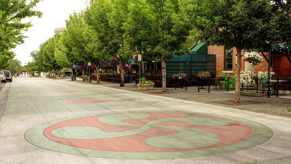 Boise Downtown Basque Block
