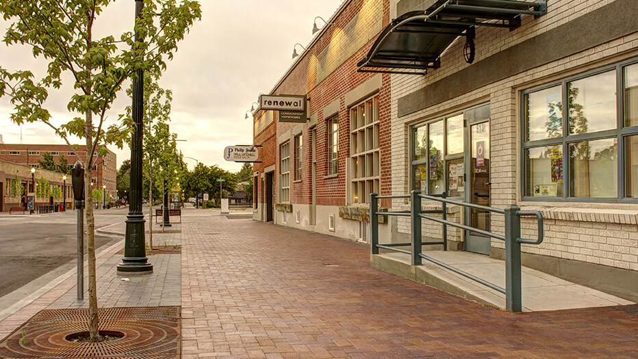 Boise Downtown Streetscapes