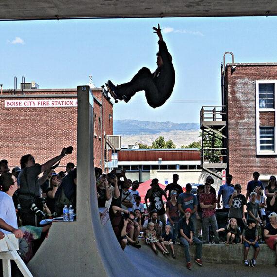 Rhodes Skate Park
