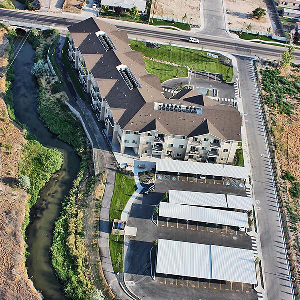 Vineyard Suites at Indian Creek