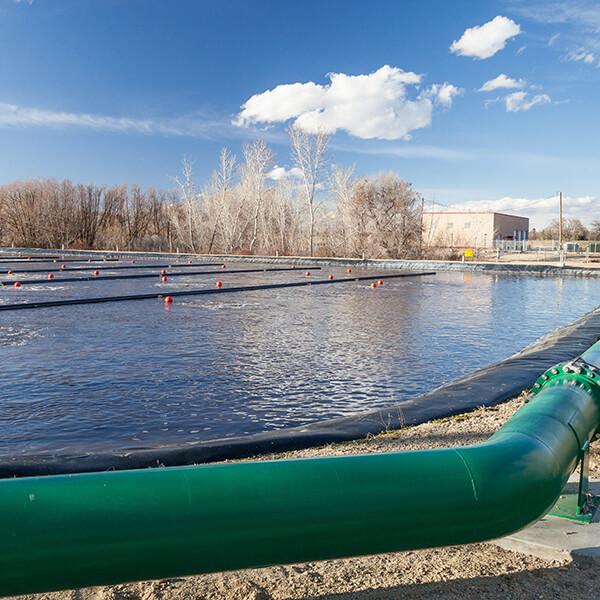 Eagle Waste Water Treatment Plant