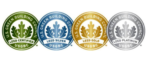 LEED-rating-logos